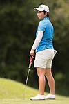 Golfer Punpaka Phuntumabamrung of Thailand during the 2017 Hong Kong Ladies Open on June 10, 2017 in Hong Kong, China. Photo by Marcio Rodrigo Machado / Power Sport Images