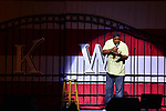 MIAMI, FL - APRIL 01: Comedian Chalant Phifer performs live onstage at The 'Great America Tour' at James L. Knight Center on April 01, 2017 in Miami, Florida. ( Photo by Johnny Louis / jlnphotography.com )