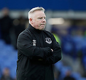 2nd December 2017, Goodison Park, Liverpool, England; EPL Premier League football, Everton versus Huddersfield Town;  Everton's new assistant manager Sammy Lee who will work alongside Craig Shakespeare and Duncan Ferguson on Sam Allardyce's management team