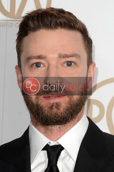 Justin Timberlake<br /> at the 2017 Producers Guild Awards, Beverly Hilton Hotel, Beverly Hills, CA 01-28-17<br /> David Edwards/DailyCeleb.com 818-249-4998