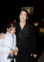 Montreal (Qc) CANADA, November 1st 2007-<br /> Actress Claudia ferri (R) and daughter (L)<br /> at the CINEMANIA 2007 film festival<br /> - North American premiere of tCEUX QUI RESTENT<br /> <br /> photo : Pierre Roussel (c)  Images Distribution