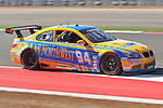 Bill Auberlen (94), Driver of Turner Motorsports BMW M3 in action during the Grand Am of the Americas, Rolex race at the Circuit of the Americas race track in Austin,Texas...