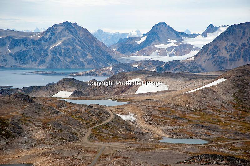 Kulusuk View Greenland