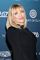 LOS ANGELES - JAN 5:  Courtney Love at the Art of Elysium 12th Annual HEAVEN Celebration at a Private Location on January 5, 2019 in Los Angeles, CA