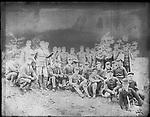 Frederick Stone negative. Co. A. Field Day 1892.