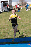 2012 DI XC Midwest Reg Womens Finish