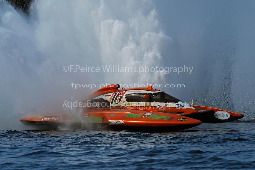 H-16 (350 Inboard Hydro)