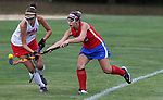 Ocean Township High School takes on Wall Township High School in a girls varsity field hockey game held in Wall Township on Wednesday October 11, 2017.<br /> <br /> (Mark R. Sullivan | For NJ Advance Media)