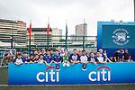 HKFC Citi Soccer Sevens on 21 May 2016 in the Hong Kong Footbal Club, Hong Kong, China. Photo by Li Man Yuen / Power Sport Images