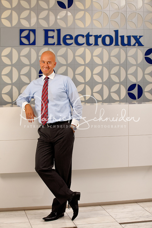 Robbert Kaufmann is CFO of Electrolux Major Appliances North America .