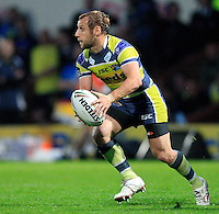 PICTURE BY CHRIS MANGNALL /SWPIX.COM...Rugby League -  Super League  - Leeds Rhinos v Hull FC - Headingley Carnegie Stadium , Leeds, England  - 06/07/12... Leeds  Rob Burrow
