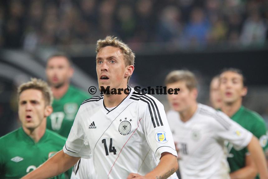 Max Kruse (D) - WM Qualifikation 9. Spieltag Deutschland vs. Irland in Köln