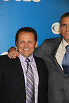 Person of Interest's Kevin Chapman -  CBS Upfront 2012 at the Tent in Lincoln Center, New York City, New York. (Photo by Sue Coflin/Max Photos)