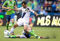 Seattle Sounders vs Los Angeles Galaxy, Wednesday May 2, 2012