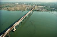 Ponte rodoferroviária de Marabá para transporte de minérios e passageiros