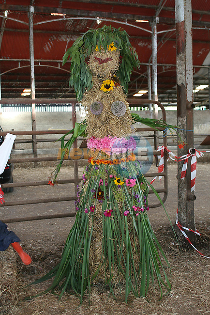Scarecrow Competition in Newgrange Farm...Photo NEWSFILE/Jenny Matthews.(Photo credit should read Jenny Matthews/NEWSFILE)....This Picture has been sent you under the condtions enclosed by:.Newsfile Ltd..The Studio,.Millmount Abbey,.Drogheda,.Co Meath..Ireland..Tel: +353(0)41-9871240.Fax: +353(0)41-9871260.GSM: +353(0)86-2500958.email: pictures@newsfile.ie.www.newsfile.ie.FTP: 193.120.102.198.