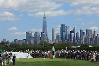 Danny Willett (ENG) in action during the final round of the Northern Trust played at Liberty National Golf Club, Jersey City, USA. 11/08/2019<br /> Picture: Golffile | Phil INGLIS<br /> <br /> All photo usage must carry mandatory copyright credit (© Golffile | Phil INGLIS)
