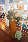 Ship's Binnacle, Marine Maritime Museum, Punda