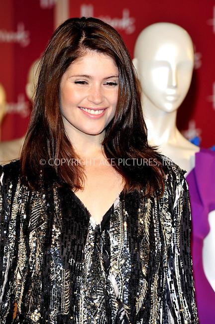 WWW.ACEPIXS.COM . . . . .  ..... . . . . US SALES ONLY . . . . .....June 18 2011, London....Actress Gemma Arterton launches the Harrods Summer Sale on June 18 2011 in London....Please byline: FAMOUS-ACE PICTURES... . . . .  ....Ace Pictures, Inc:  ..Tel: (212) 243-8787..e-mail: info@acepixs.com..web: http://www.acepixs.com