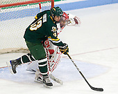 Teddy Fortin (Vermont - 13), Kerrin Sperry (BU - 1) - The Boston University Terriers tied the visiting University of Vermont Catamounts 2-2 on Saturday, November 13, 2010, at Walter Brown Arena in Boston, Massachusetts.