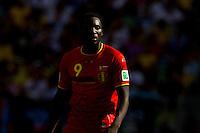 Romelu Lukaku of Belgium