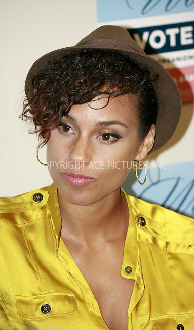 WWW.ACEPIXS.COM . . . . .  ....July 16 2012, Philadelphia....Singer Alicia Keys spoke at a rally for women voters on President Obama's behalf on July 16 2012 in New York City....Please byline: William T. Wade jr- ACE PICTURES.... *** ***..Ace Pictures, Inc:  ..Philip Vaughan (212) 243-8787 or (646) 769 0430..e-mail: info@acepixs.com..web: http://www.acepixs.com