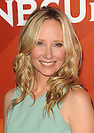 Anne Heche arriving at the NBCUniversal Summer TCA 2014 Day 2 held at The Beverly Hilton Hotel Beverly Hills, CA. July 14, 2014.