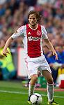 Nederland, Amsterdam, 15 september  2012.Seizoen 2012/2013.Eredivisie.Ajax-RKC 2-0.Daley Blind van Ajax in actie met de bal...