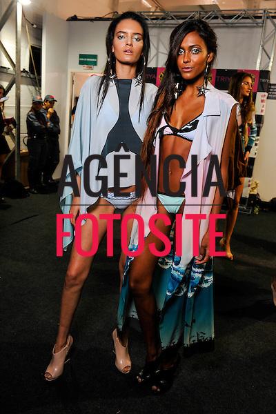 Triya<br /> <br /> S&atilde;o Paulo Fashion Week- Ver&atilde;o 2016<br /> Abril/2015<br /> <br /> foto: Gustavo Scatena/ Ag&ecirc;ncia Fotosite