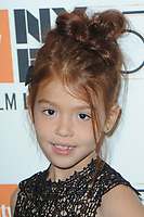 www.acepixs.com<br /> October 1, 2017  New York City<br /> <br /> Valeria Cotto attending 55th New York Film Festival 'The Florida Project' at Alice Tully Hall on October 1, 2017 in New York City.<br /> <br /> Credit: Kristin Callahan/ACE Pictures<br /> <br /> <br /> Tel: 646 769 0430<br /> Email: info@acepixs.com