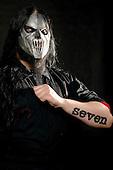 Slipknot Studio Session DesMoines Iowa 2008