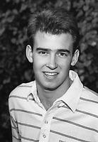 1988: Brad Benbrook.