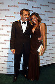 Washington, DC - May 1, 2004 -- Bill Rancic and Katrina Campins arrive at the Bloomberg party following the 2004 White House Correspondents Association Dinner in Washington, D.C. on May 1, 2004..Credit: Ron Sachs/ CNP.(RESTRICTION: No New York Metro or other Newspapers within a 75 mile radius of New York City)