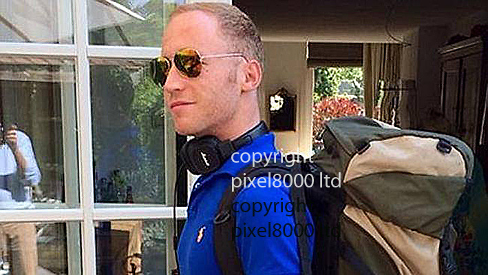 Pic posted on the internet: MH17 flight victim<br /> AIDS campaigner Pim de Kuijer was also killed.<br /> <br /> <br /> Picture by Pixel8000 07917221968