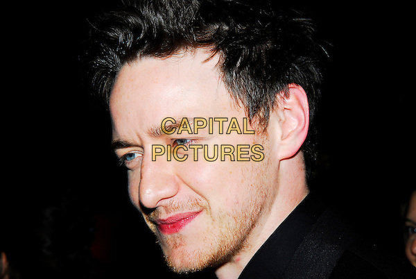 "JAMES McAVOY.The Times BFI London Film Festival opening night with the screening of ""The Last King Of Scotland"" at the Odeon Leicester Square, London, UK. .October 18th, 2006.Ref: IA.headshot portrait .www.capitalpictures.com.sales@capitalpictures.com.©Ian Allis/Capital Pictures"