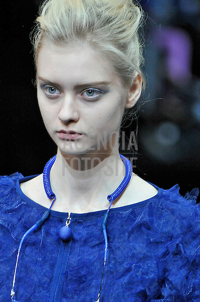 Milao, Itália '09/2014 - Desfile de Emporio Armani durante a Semana de moda de Nova Milao  -  Verao 2015. <br /> <br /> Foto: FOTOSITE