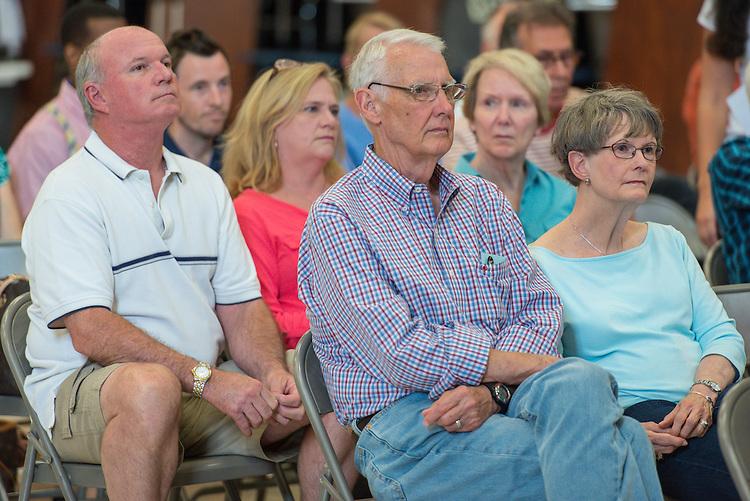 Initial bond community meeting at Askew Elementary School, July 29, 2015.