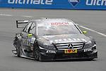 Motorsport: DTM Norisring Nuernberg/D  2009 3. Lauf <br /> <br /> Ralf Schumacher (D) Trilux AMG Mercedes, Trilux AMG Mercedes C-Klasse (2009)<br /> <br /> <br /> Foto © nph (nordphoto)