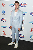 Roman Kemp<br /> in the press room for the Capital Summertime Ball 2018 at Wembley Arena, London<br /> <br /> ©Ash Knotek  D3407  09/06/2018