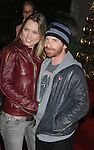 "BEVERLY HILLS, CA. - December 12: Clare Grant and Seth Green attends the ""Family Guy Something, Something, Something, Dark Side"" DVD Release Party at a private residence on December 12, 2009 in Beverly Hills, California."