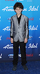 David Mazouz at the American Idol Finalists Party 2013 at the Grove in Los Angeles, CA. March 7, 2013.