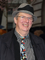Mike Newell at The Guernsey Literary And Potato Peel Pie Society World Premiere at the Curzon Mayfair, London, on Monday April 9th 2018<br /> CAP/ROS<br /> &copy;ROS/Capital Pictures