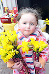 Hannah Cooney on Daffoldil Day...Photo NEWSFILE/Jenny Matthews.(Photo credit should read Jenny Matthews/NEWSFILE)....This Picture has been sent you under the condtions enclosed by:.Newsfile Ltd..The Studio,.Millmount Abbey,.Drogheda,.Co Meath..Ireland..Tel: +353(0)41-9871240.Fax: +353(0)41-9871260.GSM: +353(0)86-2500958.email: pictures@newsfile.ie.www.newsfile.ie.FTP: 193.120.102.198.