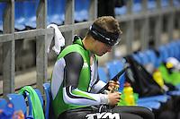 SCHAATSEN: HEERENVEEN: IJsstadion Thialf, 17-06-2013, Training zomerijs, Team Pursuit, Sven Kramer, ©foto Martin de Jong