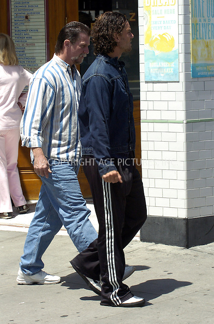WWW.ACEPIXS.COM . . . . .  ....NEW YORK, NEW YORK, MAY 24TH 2005....Gavin Rossdale seen walking around Soho....Please byline: Ian Wingfield - ACE PICTURES..... *** ***..Ace Pictures, Inc:  ..Craig Ashby (212) 243-8787..e-mail: picturedesk@acepixs.com..web: http://www.acepixs.com