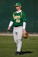 March 19, 2010 - Josh Sale #50 of Bishop Blanchet High School during a game against West Seattle High School at Lower Woodland Park Field in Seattle, Washington.