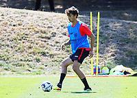 Lucas Torro (Eintracht Frankfurt) - 18.07.2018: Eintracht Frankfurt Training, Commerzbank Arena