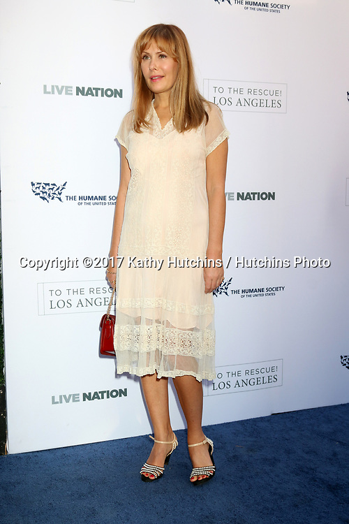 LOS ANGELES - APR 22:  Tara Subkoff at the 2017 The Humane Society Gala at Parmount Studios on April 22, 2017 in Los Angeles, CA