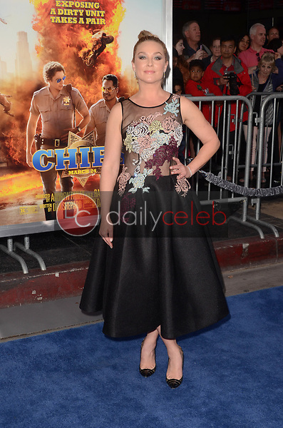 "Elisabeth Rohm<br /> at the ""Chips"" Los Angeles Premiere, TCL Chinese Theater, Hollywood, CA 03-20-17<br /> David Edwards/DailyCeleb.com 818-249-4998"