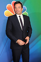 NEW YORK CITY, NY, USA - MAY 12: Jimmy Fallon at the 2014 NBC Upfront Presentation held at the Jacob K. Javits Convention Center on May 12, 2014 in New York City, New York, United States. (Photo by Celebrity Monitor)